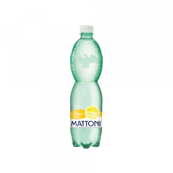 Zitrone Mineralwasser