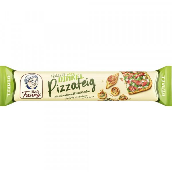 Frischer Dinkel-Pizzateig