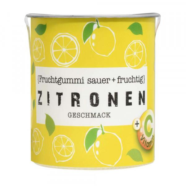 "Fruchtgummi ""Zitrone"""