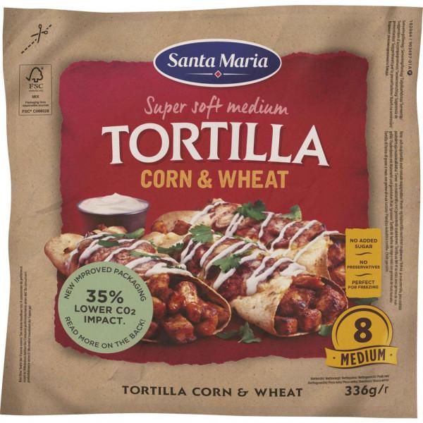 Tortilla, Corn&Wheat