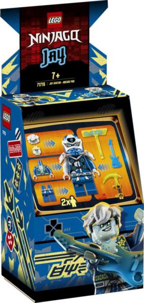 LEGO 71715 Avatar Jay - Arcade Kapsel
