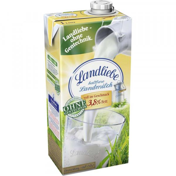 H-Landmilch 3,8% Fett