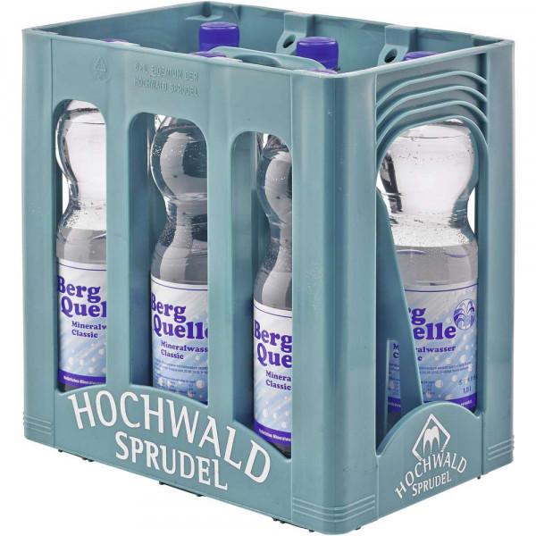 Mineralwasser, Klassik (6 x 1 Liter)