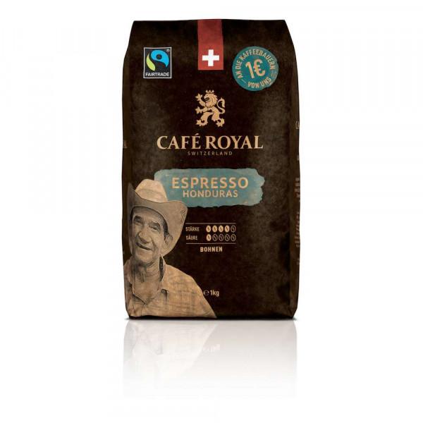 Kaffeebohnen Espresso Honduras