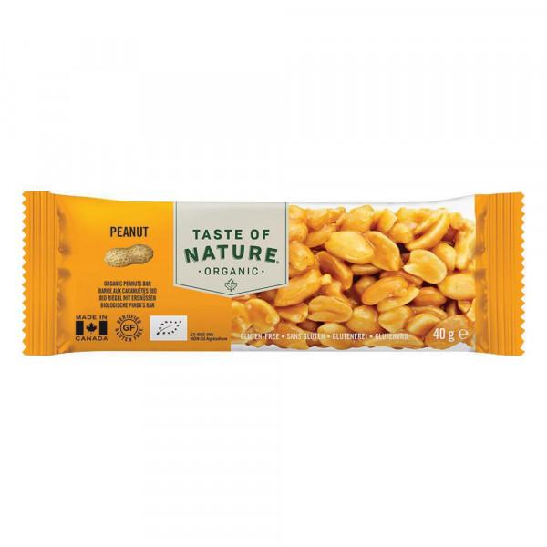 Nutrition Bar Peanut