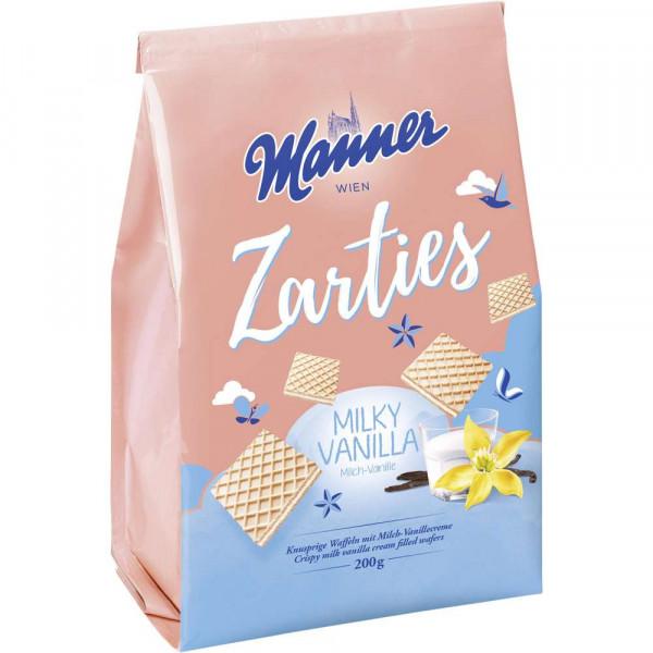 "Waffeln ""Zarties"", Milk Vanille"