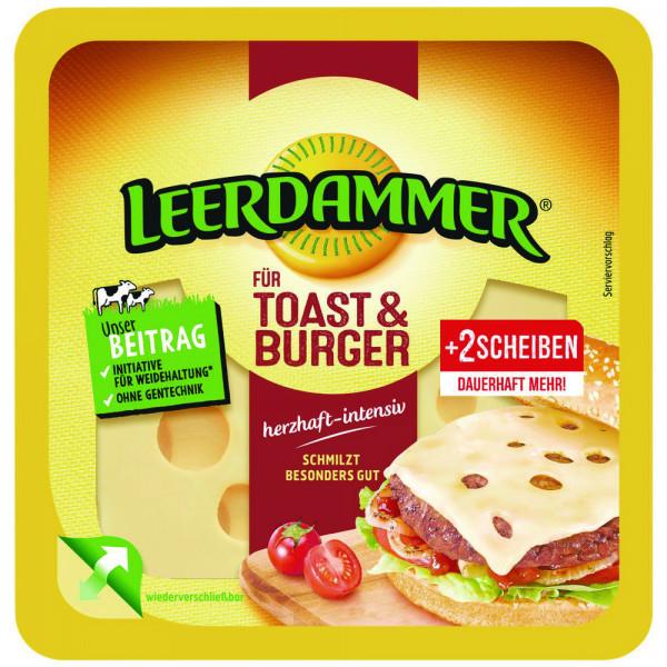 Käsescheiben für Toast & Burger