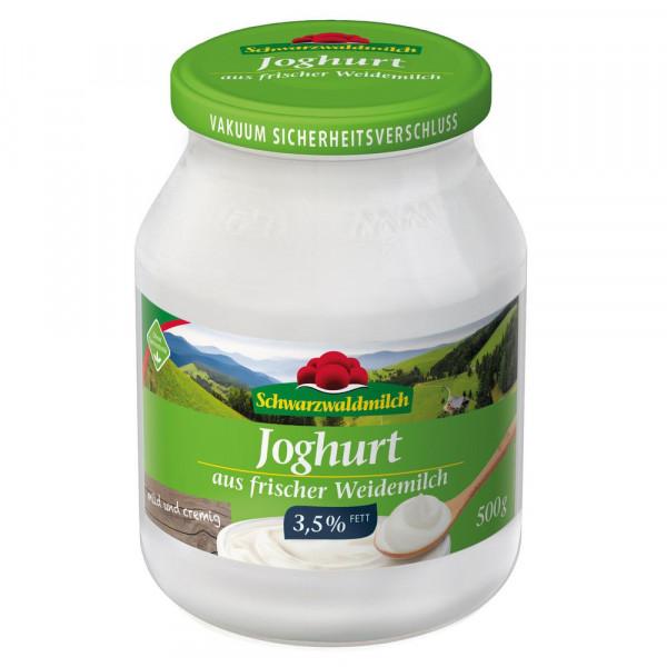 Naturjoghurt, 3,5% Fett