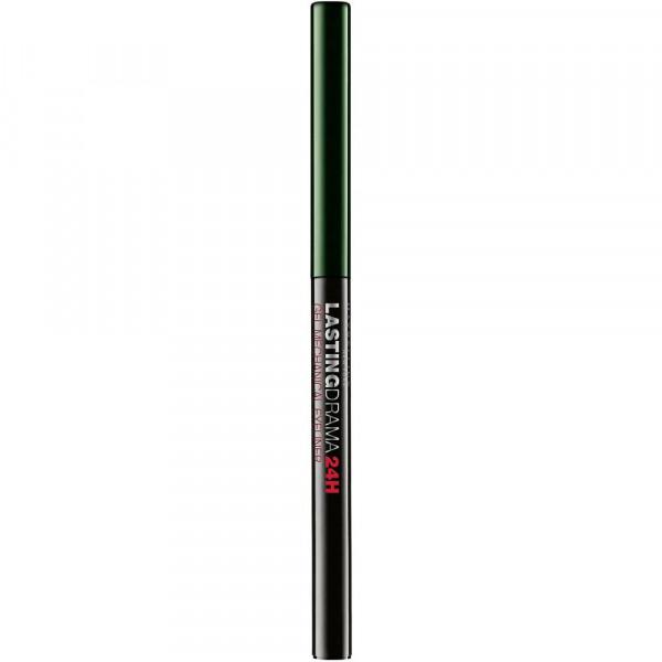 Eyeliner Lasting Drama 24H, Crushed Emerald