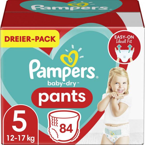 Windeln Baby Dry Pants Gr. 5, 12-17kg Dreierpack
