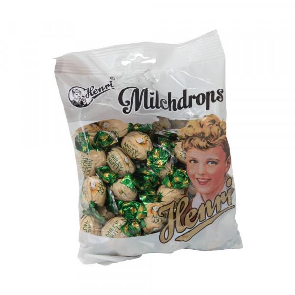 Milchdrops, Nuss