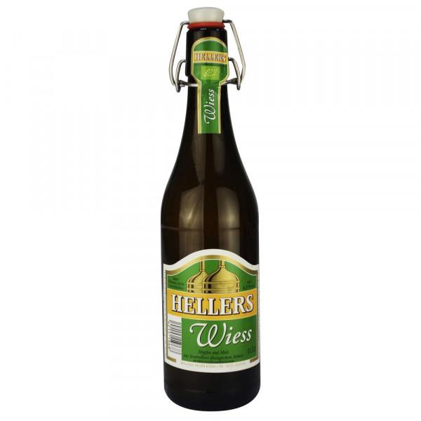 Wiess Bio Weißbier 4,5% (12 x 0.5 Liter)