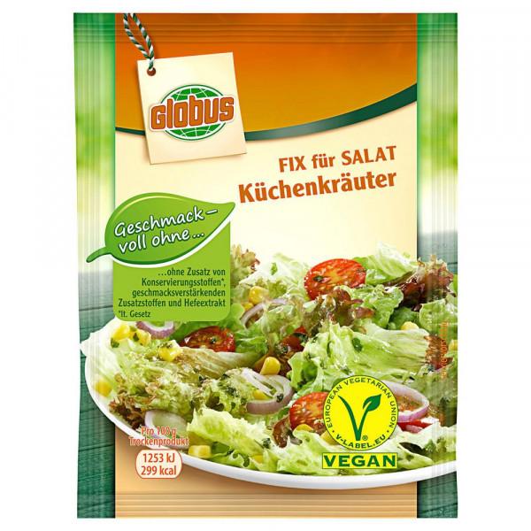 Fix für Salat, Küchenkräuter