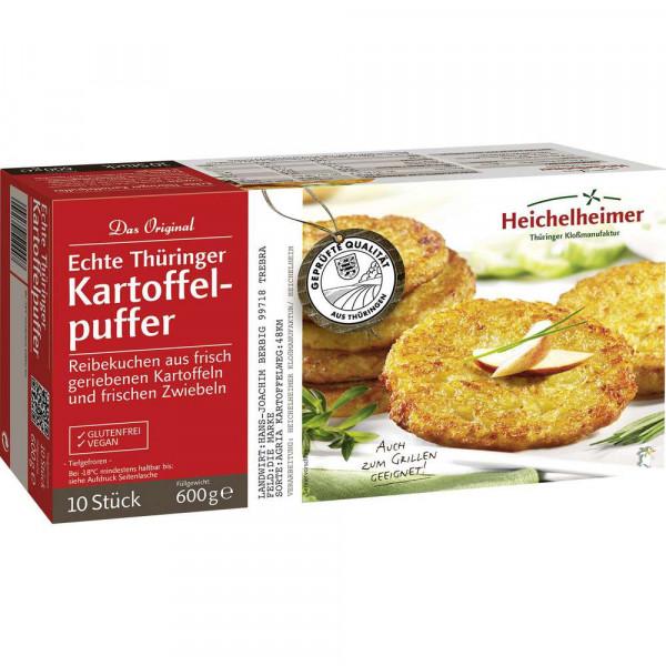 Echte Thüringer Kartoffelpuffer, tiefgekühlt