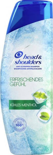 "Shampoo ""Anti-Schuppen & Menthol"""