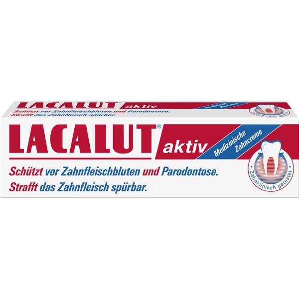 Zahncreme Aktiv, Original