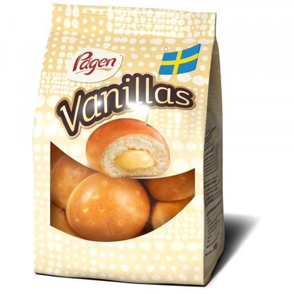 """Weizenbällchen """"Vanillas"""", Vanillecreme"""