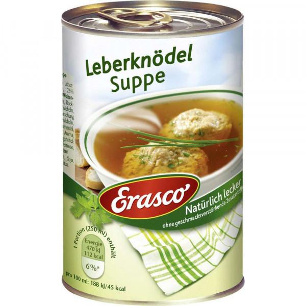 Leberknödel Suppe