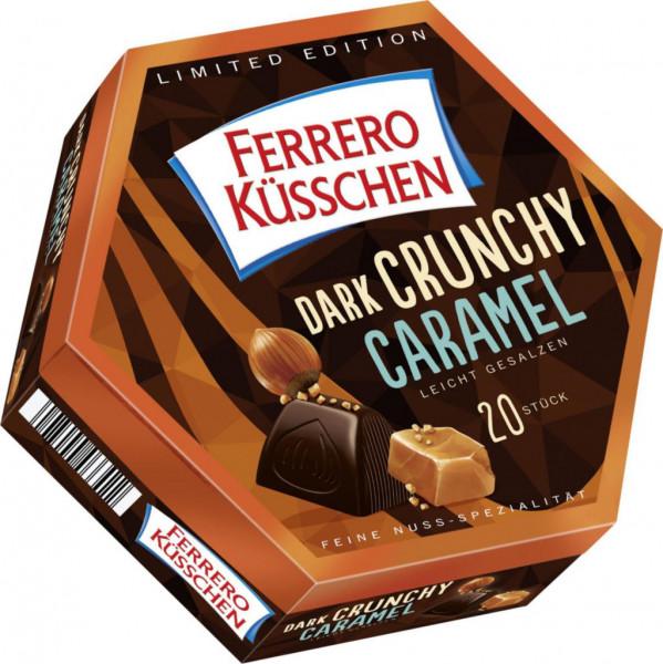 Pralinen, Dark Crunchy Caramel
