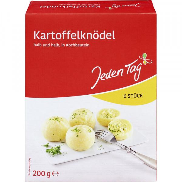 Kartoffelknödel im Kochbeutel