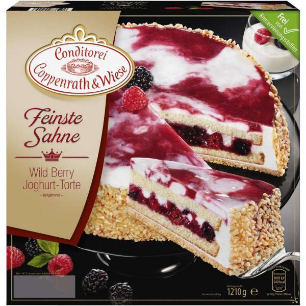 Wild Berry Joghurt-Torte