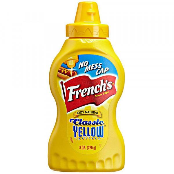 Classic Yellow Mustard, Senf
