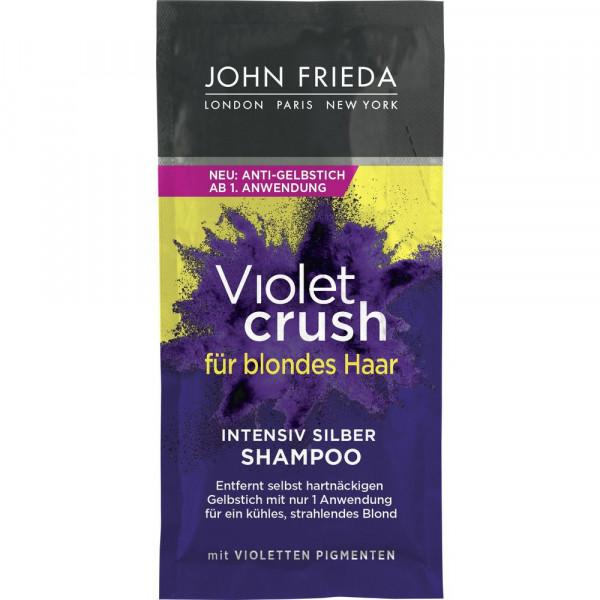 "Shampoo ""Violet Crush"", intensives Silbershampoo"