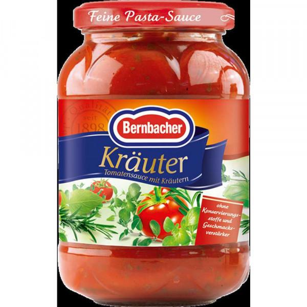 Tomatensauce, Kräuer