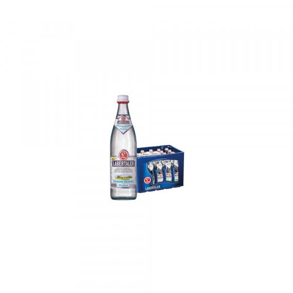 Stephanie Brunnen Mineralwasser, Medium (20 x 0.5 Liter)