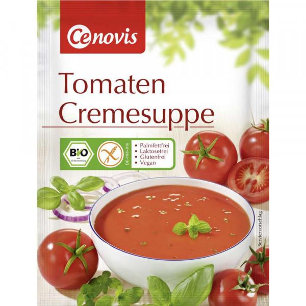 Bio Tomaten-Cremesuppe