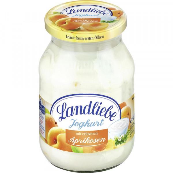 Fruchtjoghurt, Aprikose