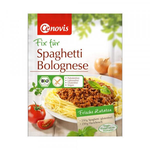 Bio Fix für Spaghetti Bolognese