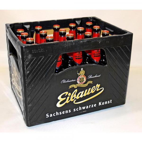 Lausitzer Dunkel Bier 4,2% (20 x 0.5 Liter)