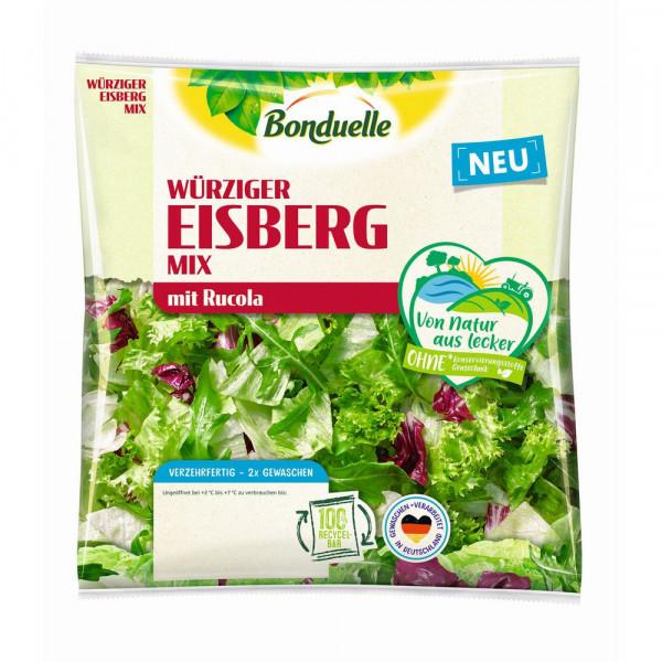 Eisberg-Mix, Rucola
