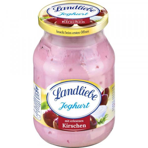 Fruchtjoghurt, Kirsch