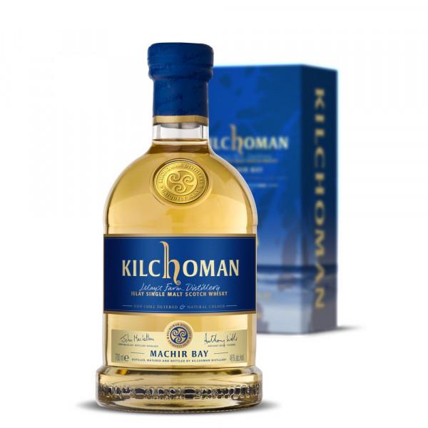 "Islay Single Malt Scotch ""Machir Bay"", 46 %"