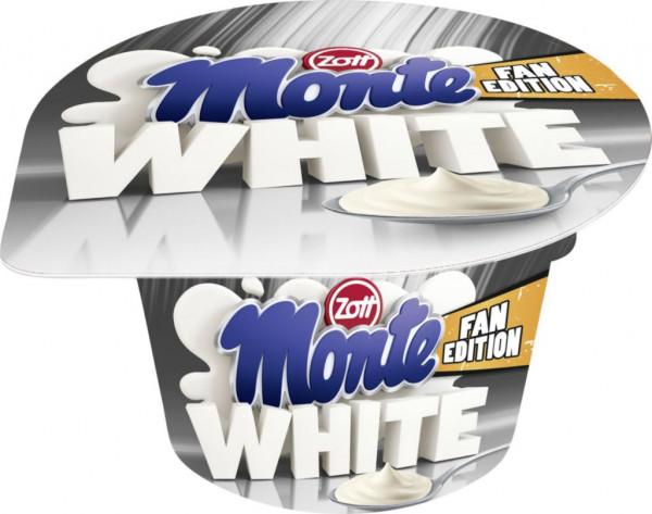 Monte Pudding, White