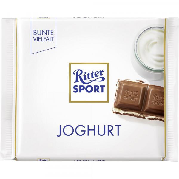 Tafelschokolade, Joghurt