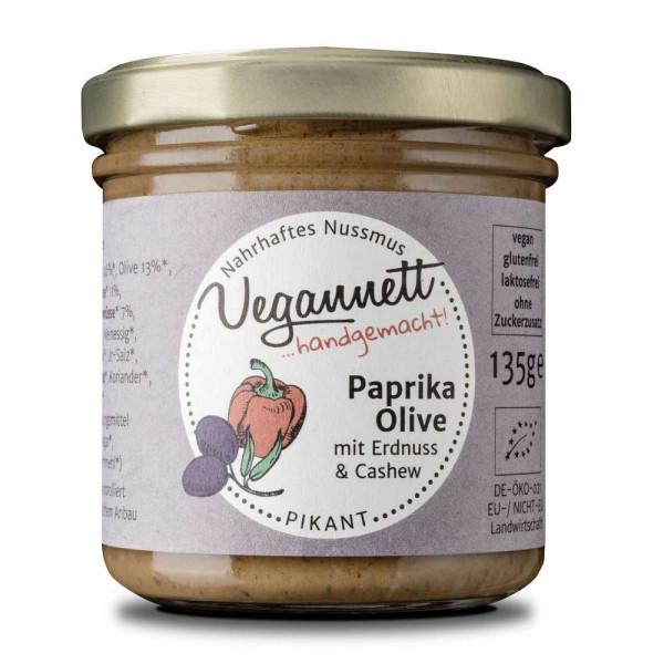Nussmus, Paprika & Olive