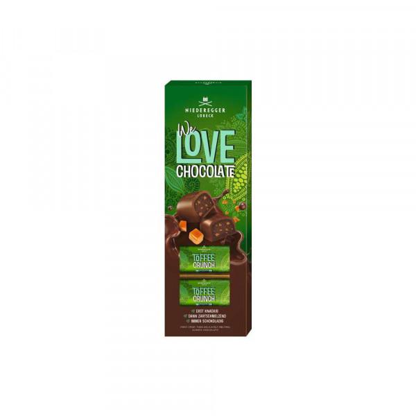 Schokolade Toffee Crunch