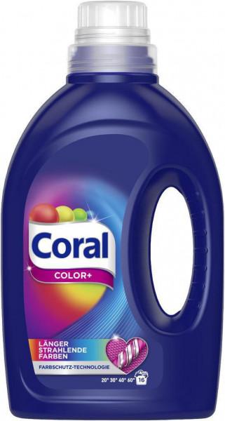 Vollwaschmittel flüssig, Color