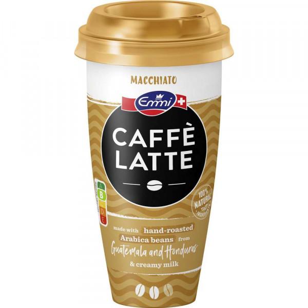 Caffè Latte, Macchiato