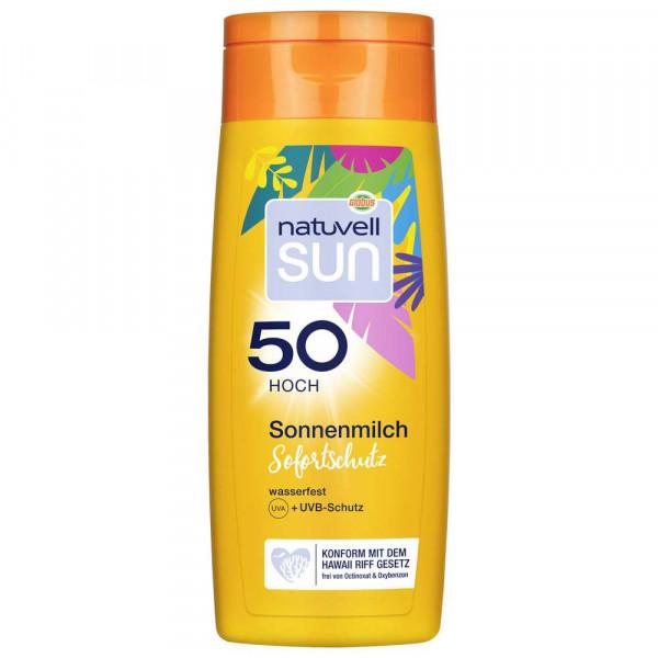 Sonnenmilch, LSF 50