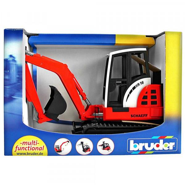 BRUDER Schaeff HR16 Mini-Bagger