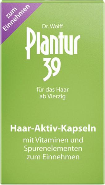 "Haar-Aktiv-Kapseln ""Plantur 39"","