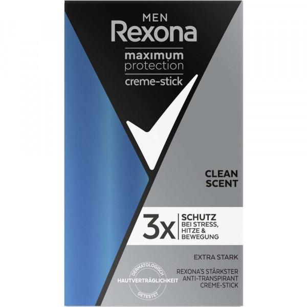 "Deocreme Men Maximum Protection ""Clean Scent"""