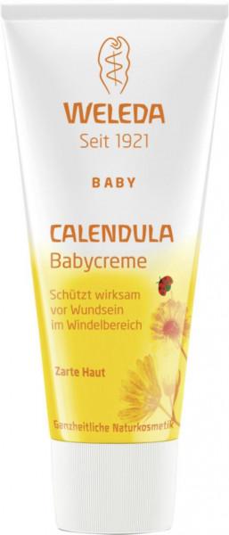 Babycreme, Calendula