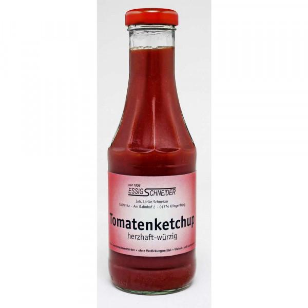 Ketchup, herzhaft-würzig
