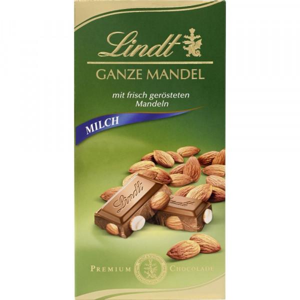 "Tafelschokolade ""Ganze Mandel"", Milch"