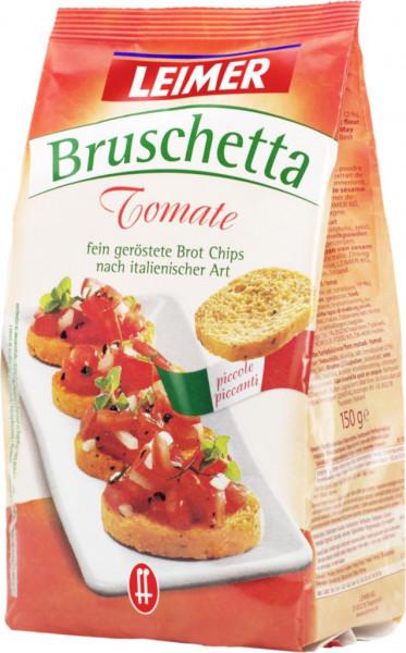 Bruschetta, Tomate